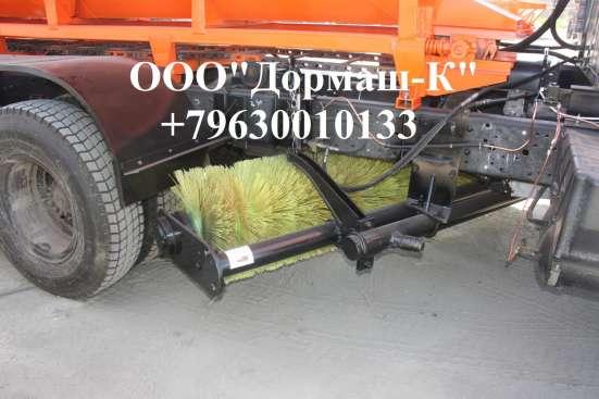 Щеточное оборудование среднее ЩС-2300