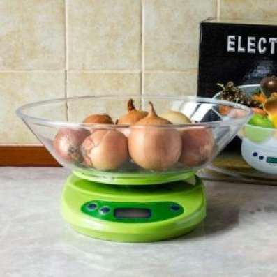Электронные кухонные весы без наценок