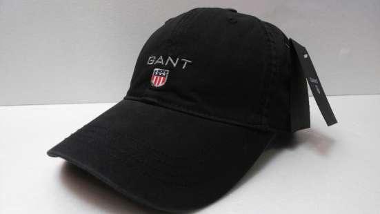 Бейсболка Gant (black)