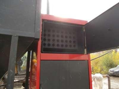 Пеллетный котел Vulkan Eko 100
