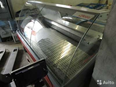 торговое оборудование Витрина холодильная -5+ 5