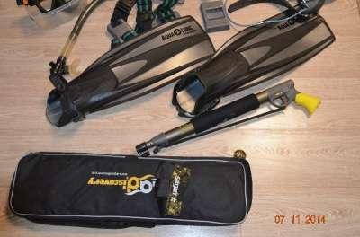 Подводное снаряжение в максим. комплекте в Анапе Фото 6