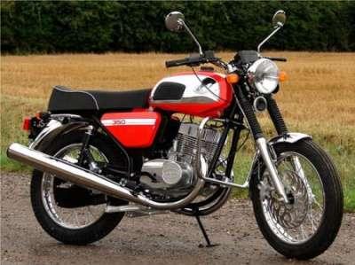 Мотоцикл Jawa Реплика
