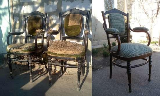 Ремонт и реставрация мебели в г. Одесса Фото 1