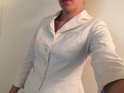 Gant пиджак летний жакет