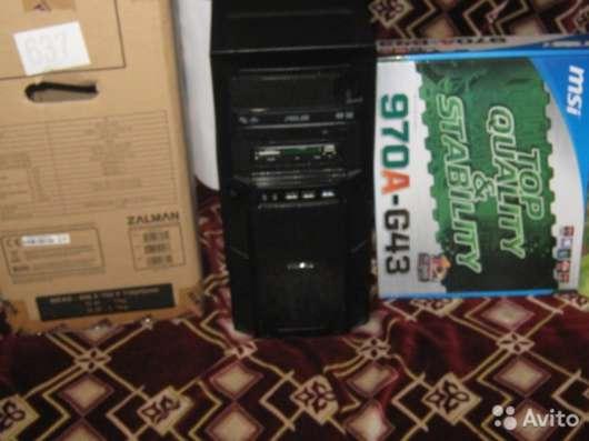 Новый системный блок amd fx 8320 8 ядер gtx 650ti boost 2gb
