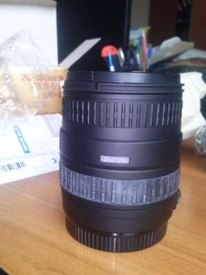 Продам объектив Canon Sigma AF 28-105mm F3.8-5.6 UC-III в Тольятти Фото 3