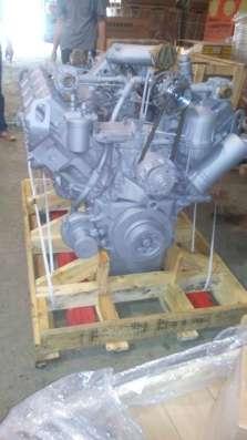 Продам Двигатель ЯМЗ 7511, 400 л/с с хранения в Москве Фото 1