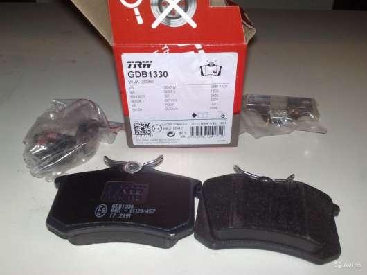 Колодки тормозные передние TEXTAR на VW/Audi/Seat к-т
