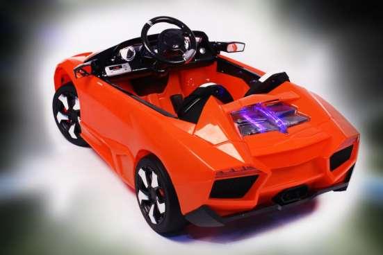 Детский электромобиль Lamborghini в Санкт-Петербурге Фото 1
