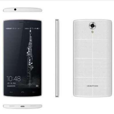 DOOGEE Homtom HT7: ультрабюджетный смартфон с 5,5