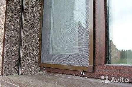 Москитные сетки. жалюзи. доставка в Курске Фото 1