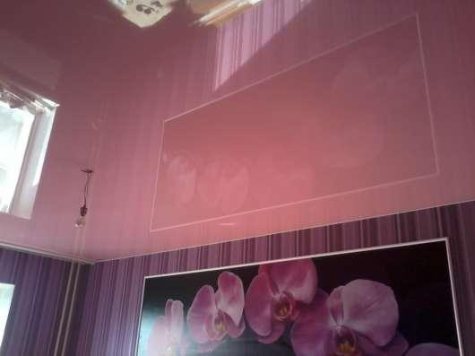 Натяжные потолки в Волгограде Фото 1