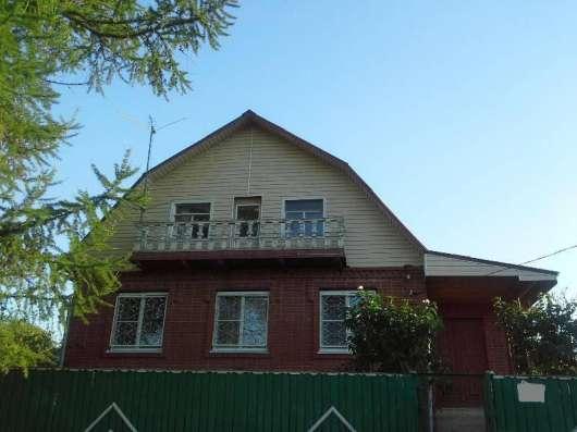 Продам дом в д. Городище в г. Чехов Фото 5