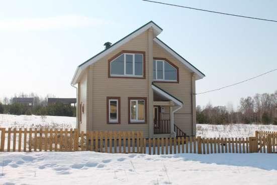 Новый дом на Горьковском вдхр