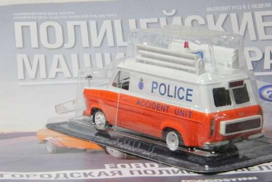 Полицейские машины мира №26 FORD TRANSIT MK1 в Липецке Фото 2