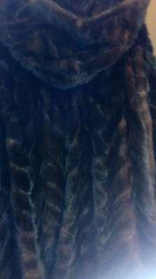 Норковая шуба 50-52 размера, б\у