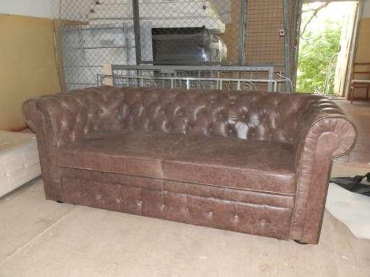 Купить кожаный диван Рич от ТМ BISSO. Акция! ! !
