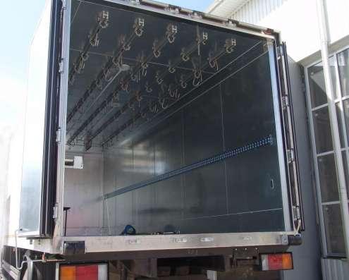 Фургон для перевозки мясных туш (тушевоз) в Москве Фото 2