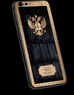 IPhone 6S Atlante Russia Alligatore