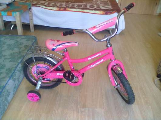 Велосипед для девочки 4-6 лет в Краснодаре Фото 4
