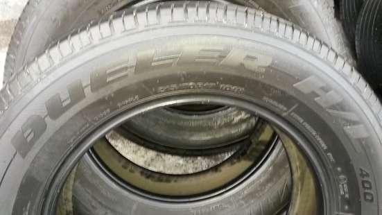 215/70 R17 Bridgestone Dueler в Красноярске Фото 1
