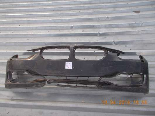Продается передний бампер на BMW 3er F30