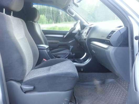 Продажа авто, Toyota, Land Cruiser Prado, Автомат с пробегом 120000 км, в г.Усть-Кут Фото 4