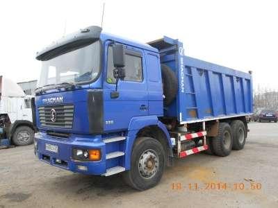 грузовой автомобиль Shacman SX3255