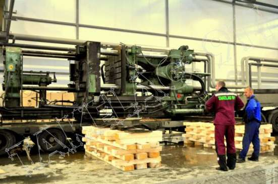 Демонтаж, такелаж, ПРР - станков, прессов, трансформаторов, Москва