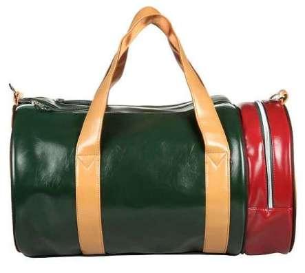 Дорожная сумка Mano Weekender 49823710 green в Москве Фото 2
