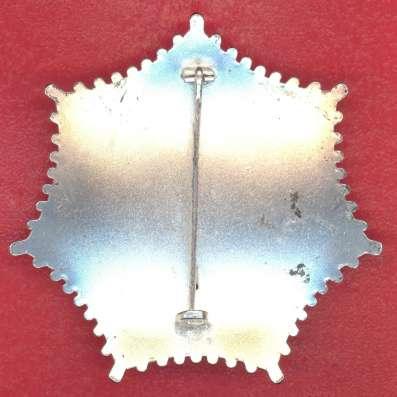 Австрия Звезда почетного знака земли Штирия в Орле Фото 1