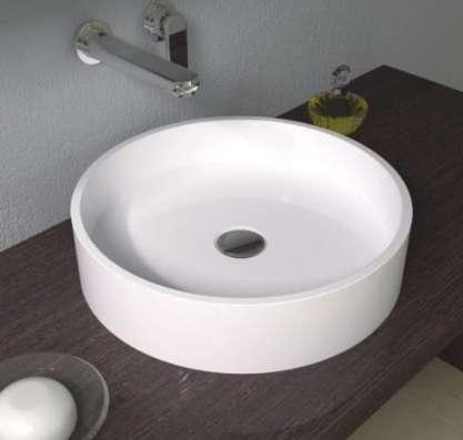 Ванны и раковины- литьевой мрамор POLYSTONE