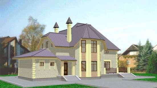 Архитектурное проектирование домов, коттеджей и дач