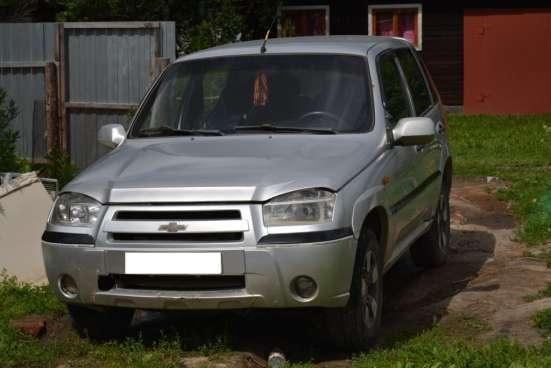 Продажа авто, Chevrolet, Niva, Механика с пробегом 145000 км, в Рыбинске Фото 2