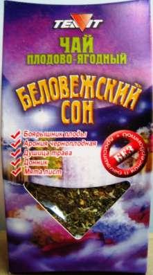 """Чай """"Беловежский сон"""""""