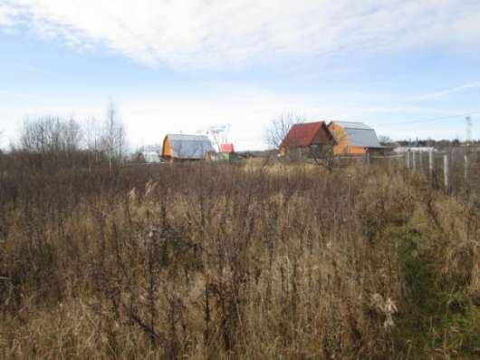 Продается земельный участок 8 соток в СНТ «Уваровка» в Можайском р-не,130 км от МКАД по Минскому шоссе Фото 3