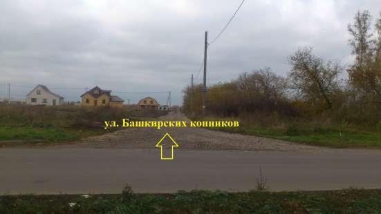 С. Тербуны, ул. Башкирских конников, ИЖС, все коммуникации в Липецке Фото 4