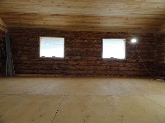 Полы в деревянном доме в Екатеринбурге Фото 4
