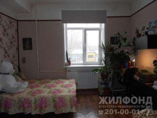 комнату, Новосибирск, Котовского, 21