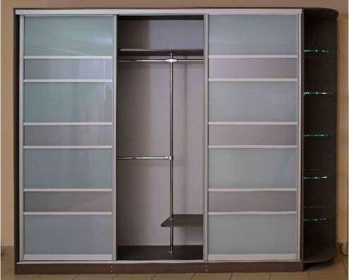 Шкафы купе, гардеробные по Вашим размерам