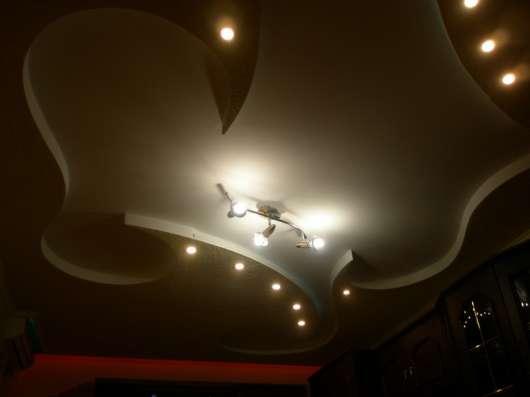 Натяжные потолки в Красноярске Фото 2