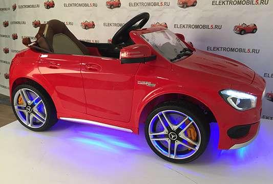 Продаем детский электромобиль мерседес cla45 в г. Самара Фото 3