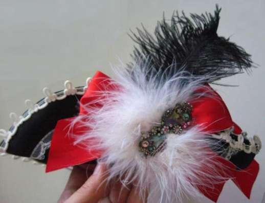 Платье и Шляпка страстной пиратки новогодняя/карнавальная в Москве Фото 1