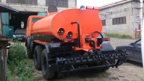 Автогудронаторное оборудование ТМ-8,0Г в Кургане Фото 1