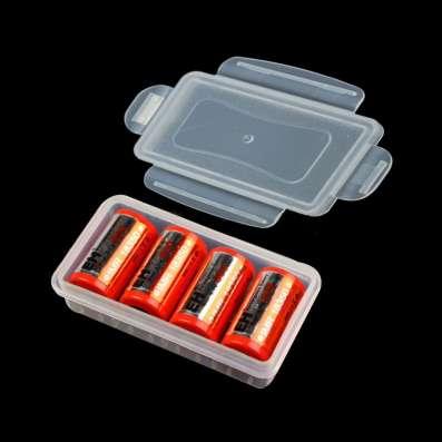 Пластиковый бокс для аккумуляторов