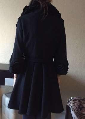 Весеннее пальто, размер s