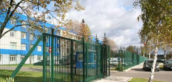 Ворота распашные 2030*4000мм Полимер