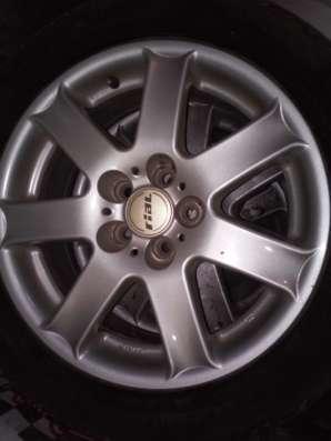 """Легкосплавные колёсные диски на 16"""""""