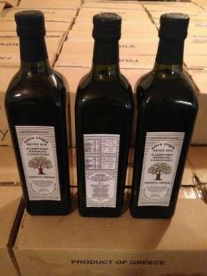 Оливковое масло первого отжима (фермерское) EXTRA VIRGINE OL
